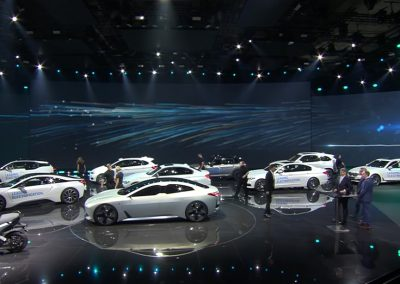 BMW at the Frankfurt Motor show