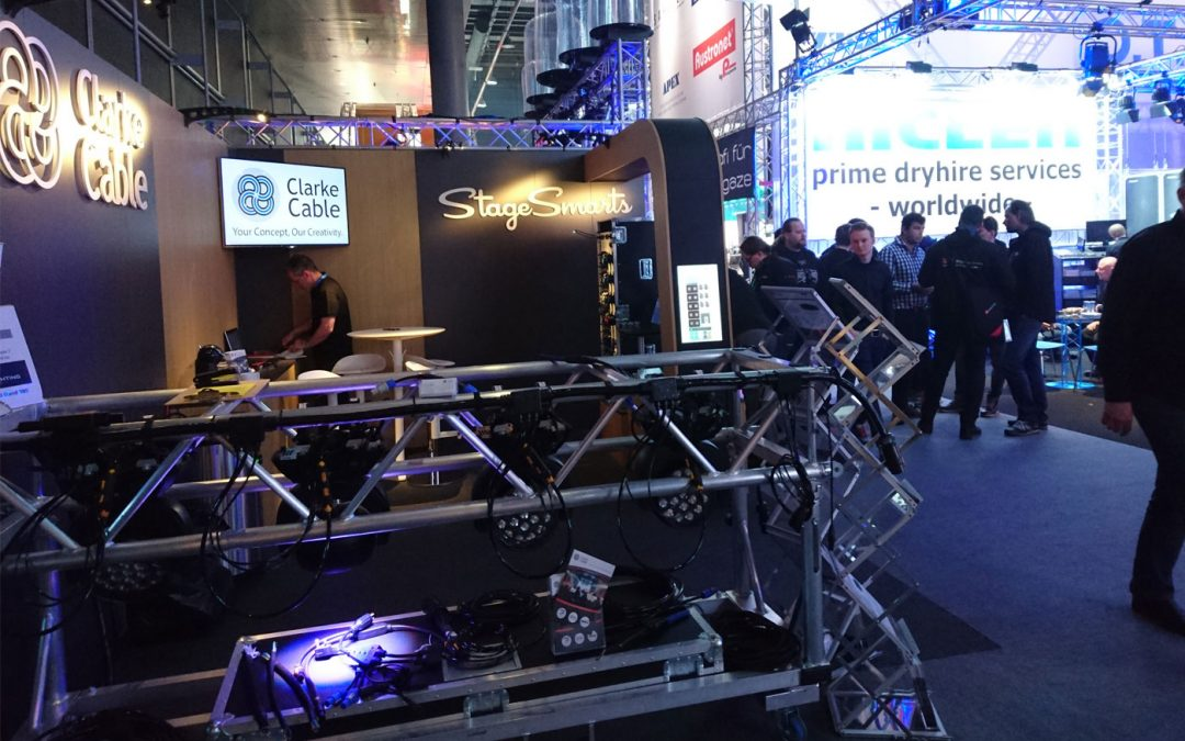 Come and meet us at Prolight + Sound Show 2018, Frankfurt
