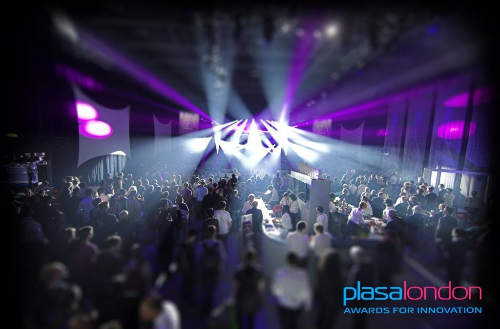 Clarke Cables combined Socapex & DMX Solution accepted into PLASA Innovations Awards