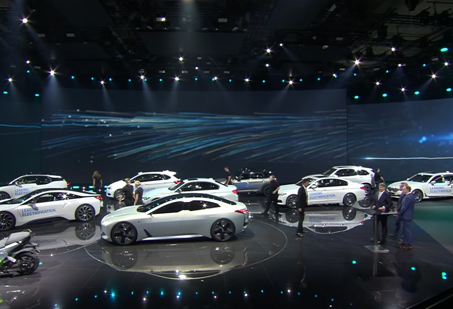 Car Wars – BMW Light Years Ahead with Power and Control
