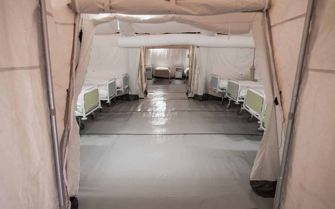 Fast, Reliable, Accurate Power for Military Field Hospitals